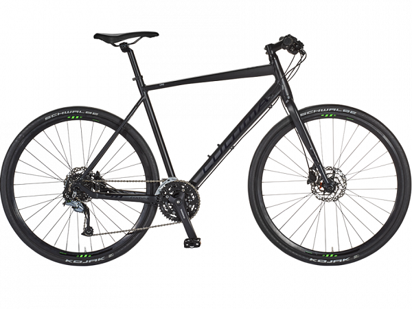 Cultima RoadOne 27 Black - Herrecykel - 2019