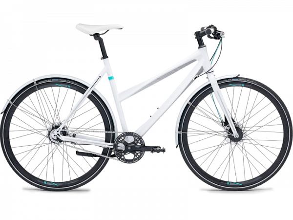 Cultima RX 7 White - Damecykel - 2020