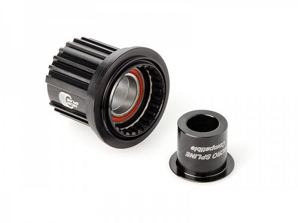 DT Swiss 240/350 Microspline 12-Speed Kassettehus