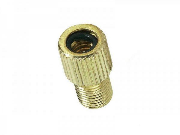 Dunlopventil til Autoventil Adapter
