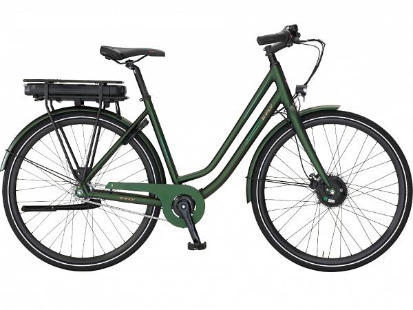 E-Fly VIA Front Green - Elcykel - 2022