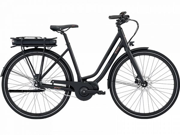 E-Fly VIA N7 Black - Elcykel - 2021