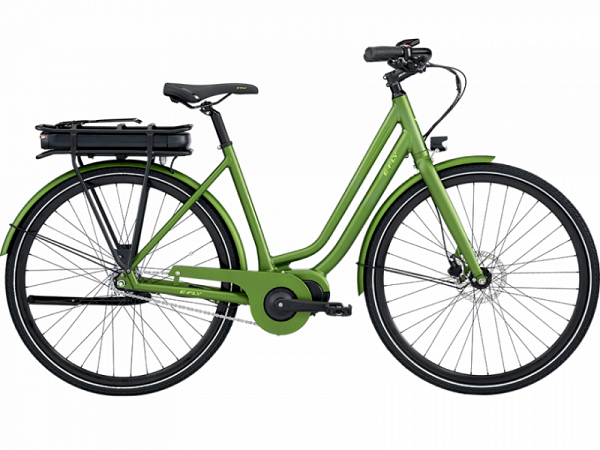 E-Fly VIA N7 Green - Elcykel - 2022