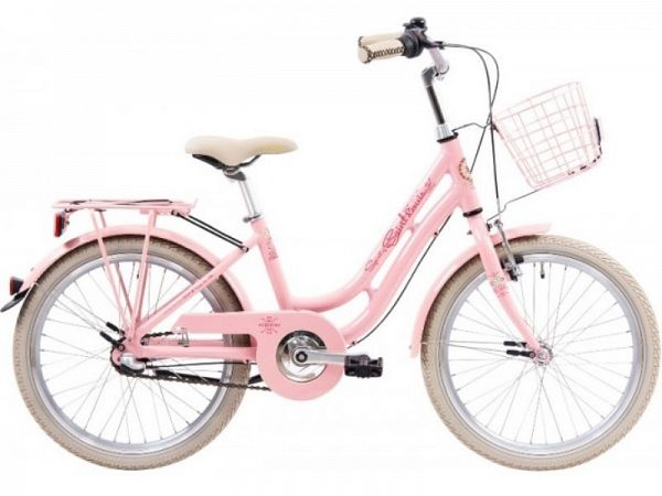 "Ebsen Spirit 24"" Pink - Pigecykel - 2021"
