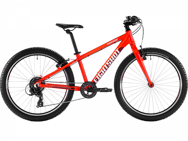"""Eightshot X-Coady SL Red 24"""" - Børnecykel - 2020"""