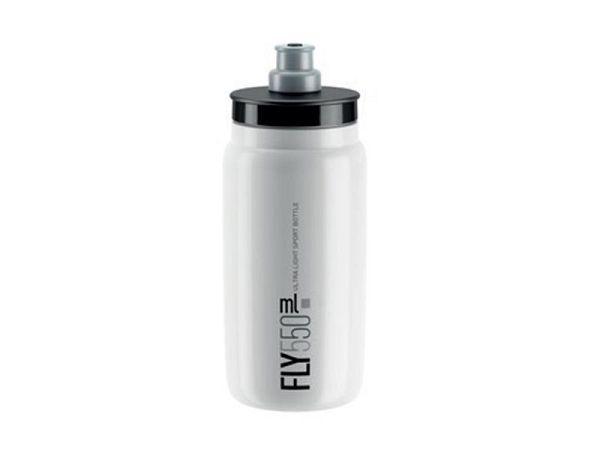 Elite UCI-Godkendt White Drikkedunk, 550ml