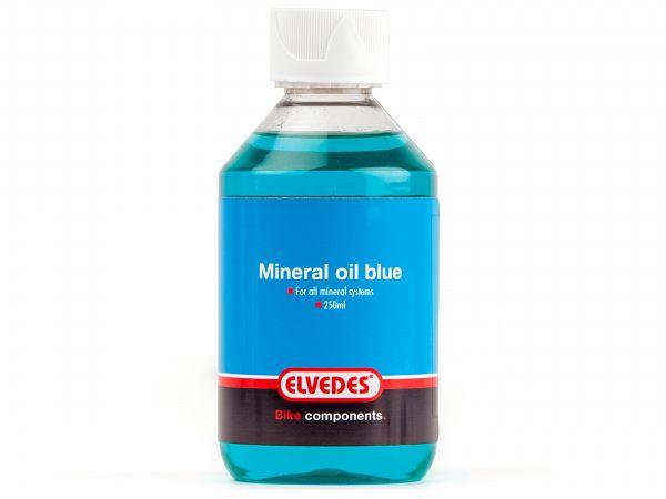 Elvedes Bremsevæske Mineralsk Olie, 250ml