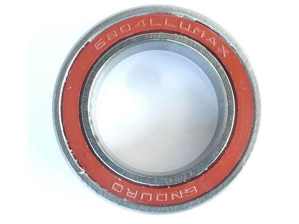 Enduro 17286 LLU Max Kugleleje, 17x28x6mm
