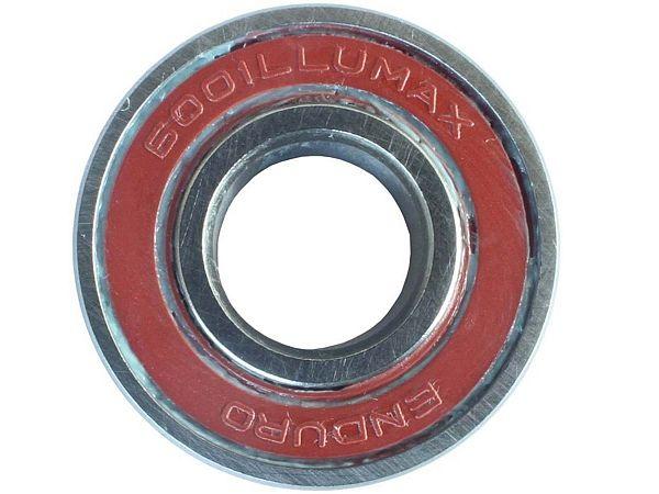 Enduro 6001 LLU Max Kugleleje, 12x28x8mm