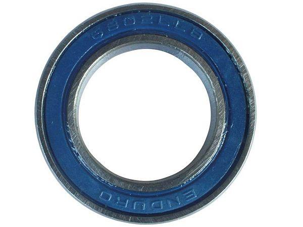 Enduro 6802 LLB Kugleleje, 15x24x5mm