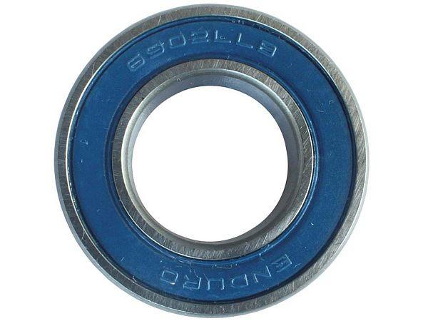 Enduro 6902 LLB Kugleleje, 15x28x7mm