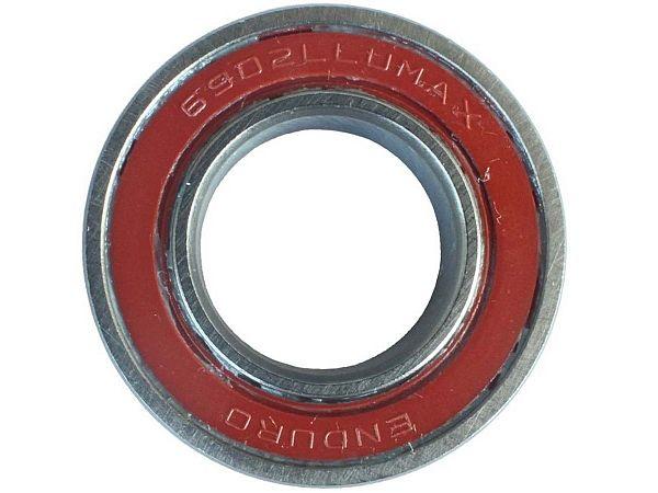 Enduro 6902 LLU Max Kugleleje, 15x28x7mm