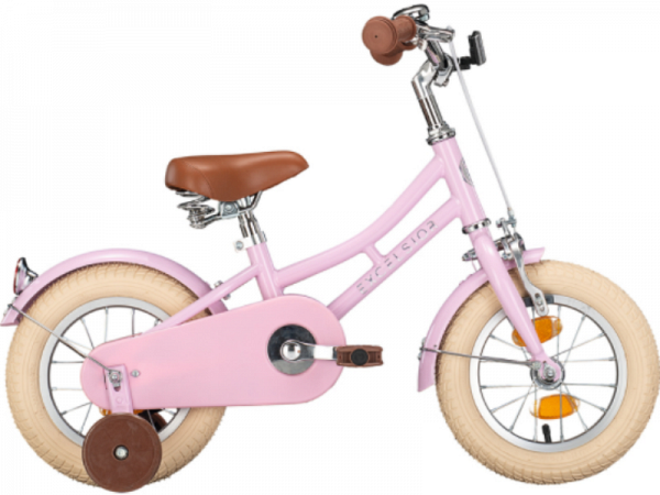 "Excelsior Little Mate 12"" Rose - Børnecykel - 2021"