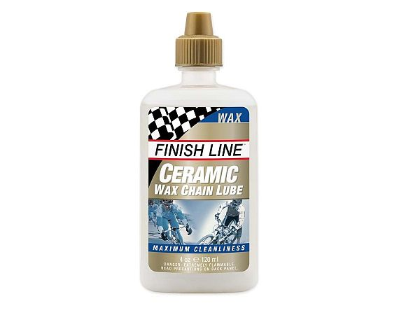 Finish Line Ceramic Wax Racer Kædevoks, 120ml