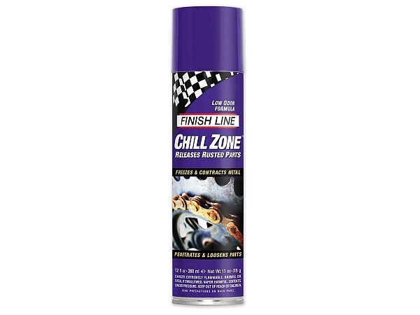 Finish Line Chill Zone Rustløsner, 360ml