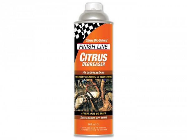 Finish Line Citrus Degreaser, 600ml
