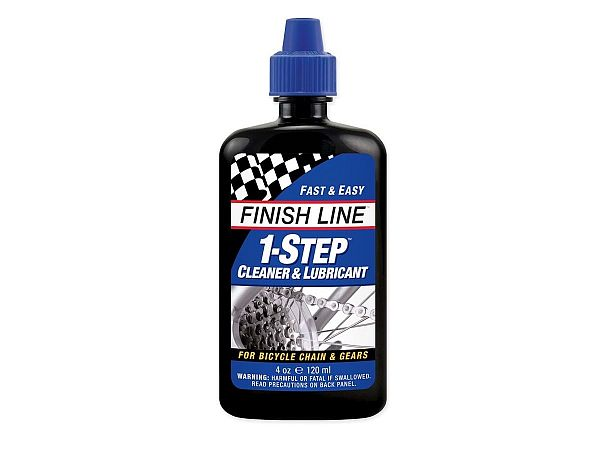 Finish Line Cleaner & Lubricant, 120ml