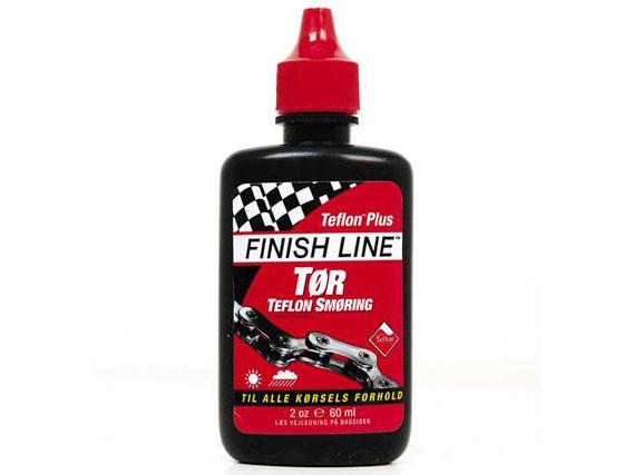 Finish Line Dry Lube Teflon Tør Kædeolie, 60ml