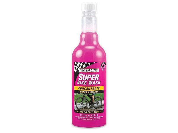 Finish Line Super 1:4 Concentrate Bike Wash, 475ml