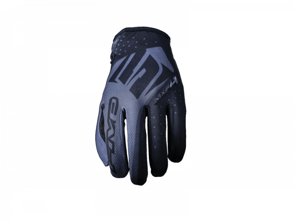 Five MXF4 BMX Handsker, Black