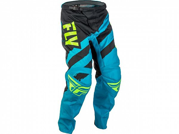 Fly F-16 Blue/Black BMX/MX Bukser
