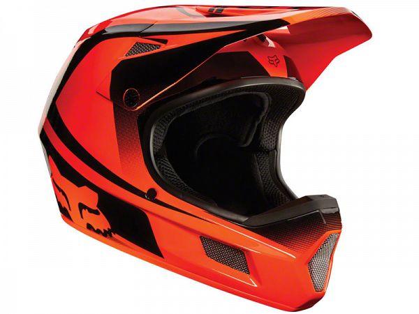 Fox Rampage Comp BMX Hjelm, Orange