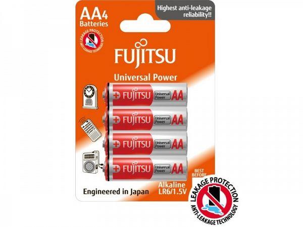 Fujitsu LR06 Batterier, AA