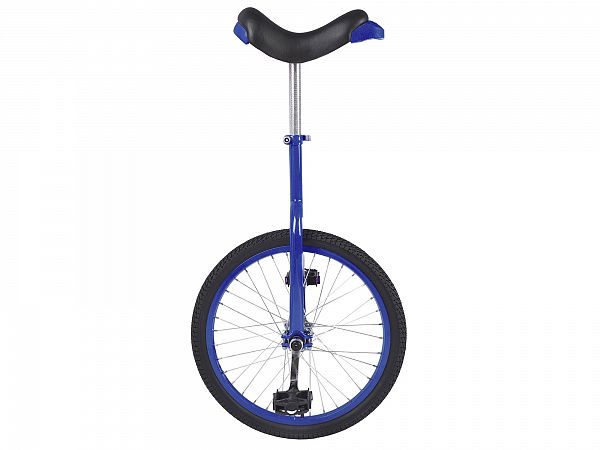 "Fun 20"" Ethjulet Cykel, Blue"