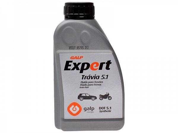 Galp Expert Trávia DOT 5.1 Bremsevæske, 500ml