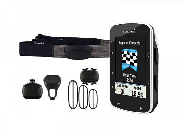Garmin Edge 520 Bundle GPS Cykelcomputer