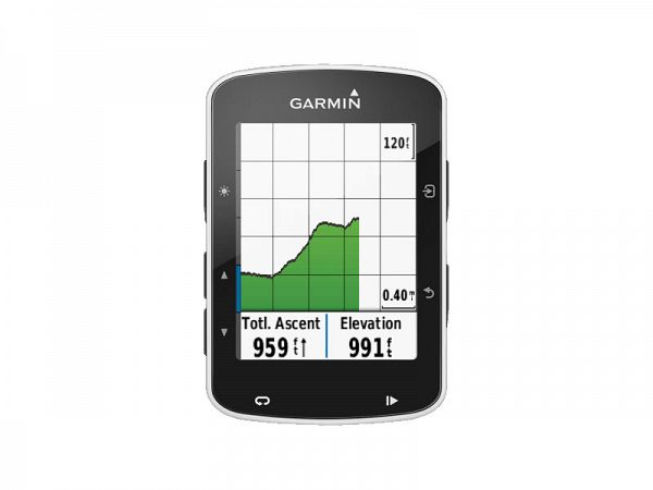 Garmin Edge 520 GPS Cykelcomputer