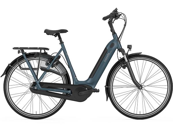 Gazelle Arroyo C7+ Elite HMB Blå - Elcykel - 2020