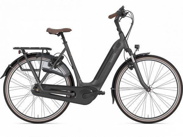Gazelle Arroyo C7+ HMB Elite Black - Elcykel - 2022