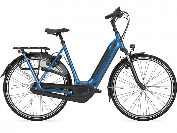 Gazelle Arroyo C7+ HMB Elite Spark Blue - Elcykel - 2021