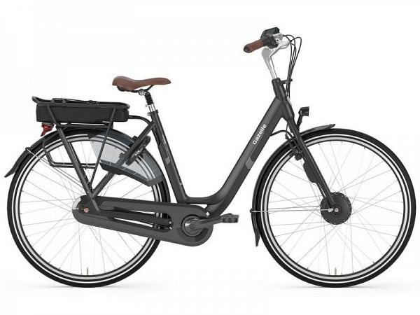 Gazelle Arroyo C7 LTD HFP sort - Elcykel - 2018 (Vejl. 12.295 kr)