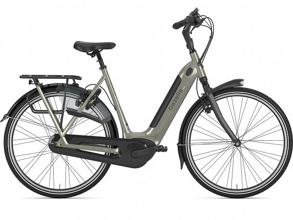 Gazelle Arroyo C8 HMB Elite Grey - Elcykel - 2021