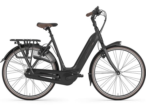 Gazelle Grenoble C8 HMB Black - Elcykel - 2020