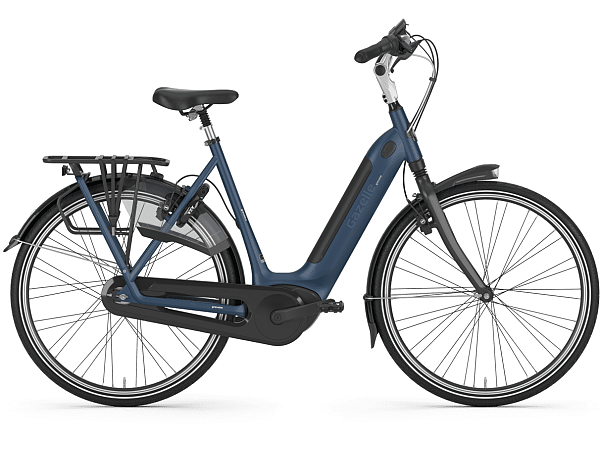 Gazelle Grenoble C8 HMB Blue - Elcykel - 2021