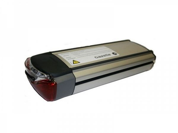 Gazelle Innergy Elcykelbatteri, Guld