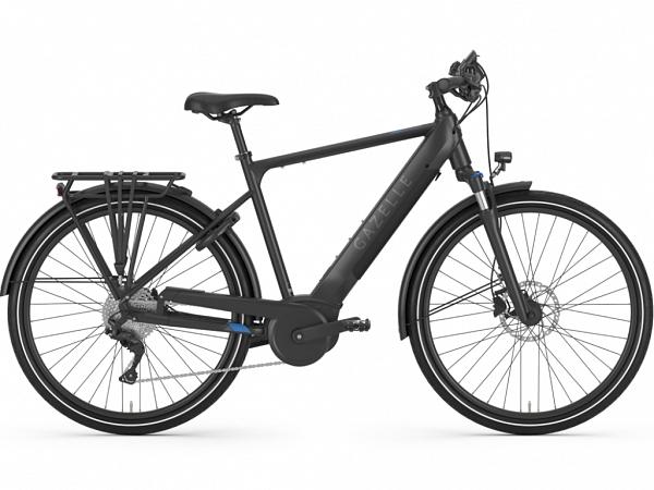 Gazelle Medeo T10 500 Black - Elcykel - 2021