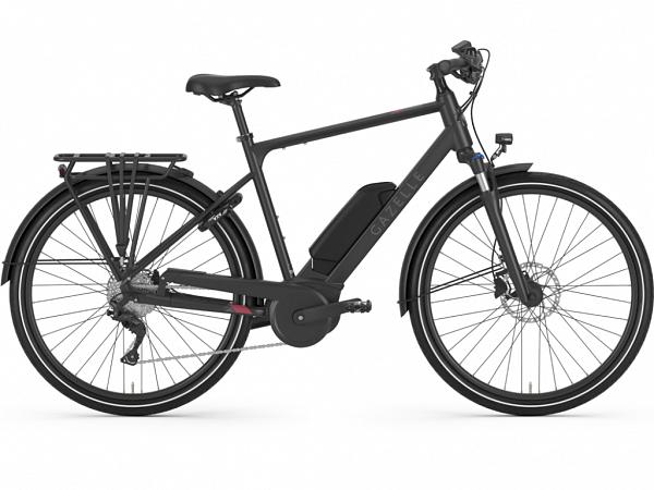 Gazelle Medeo T9 Black - Elcykel - 2020