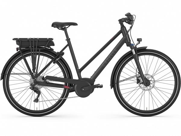 Gazelle Medeo T9 Black - Elcykel - 2021