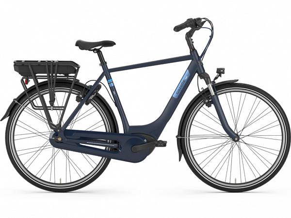 Gazelle Paris C7 HMB - Elcykel - 2020