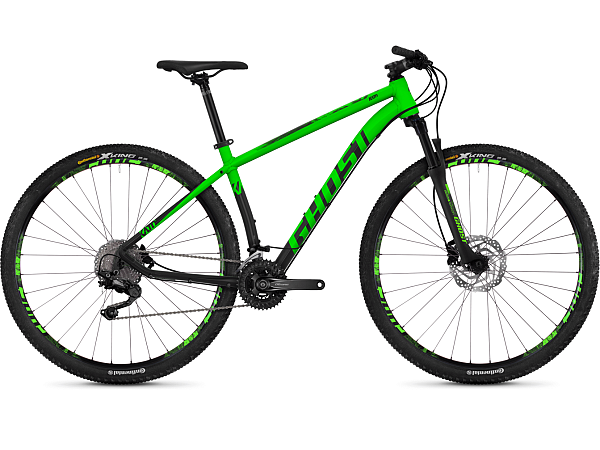 Ghost Kato 6.9 AL Green - MTB - 2019