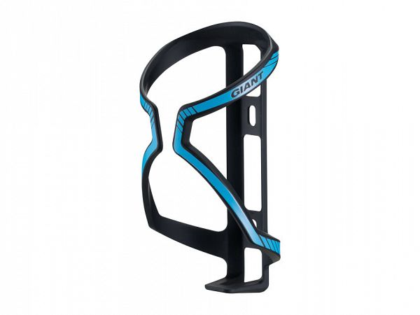 Giant Airway Flaskeholder, Black/Gloss Blue