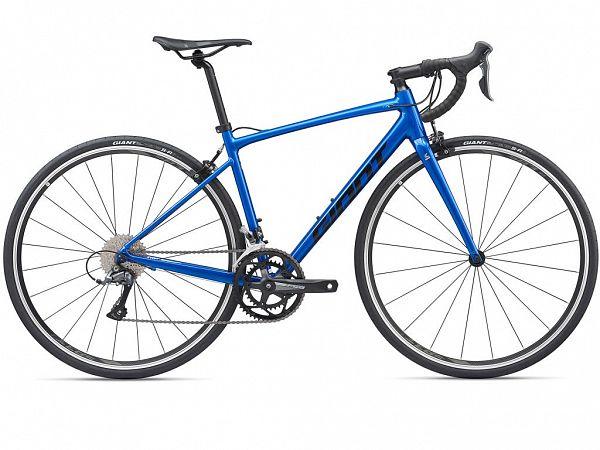 Giant Contend 2 Blue - Racercykel - 2020