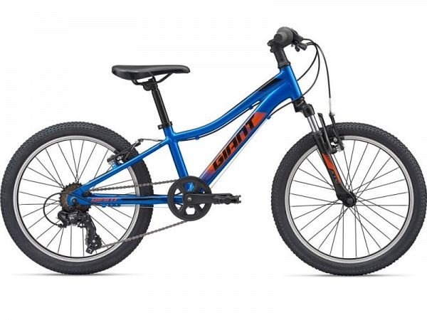 "Giant XTC Jr 20"" Metallic Blue - Børnecykel - 2020"