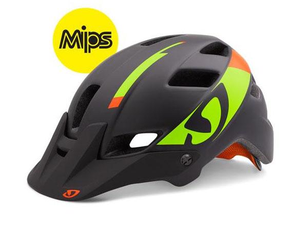 Giro Feature MIPS Cykelhjelm, Matt Black