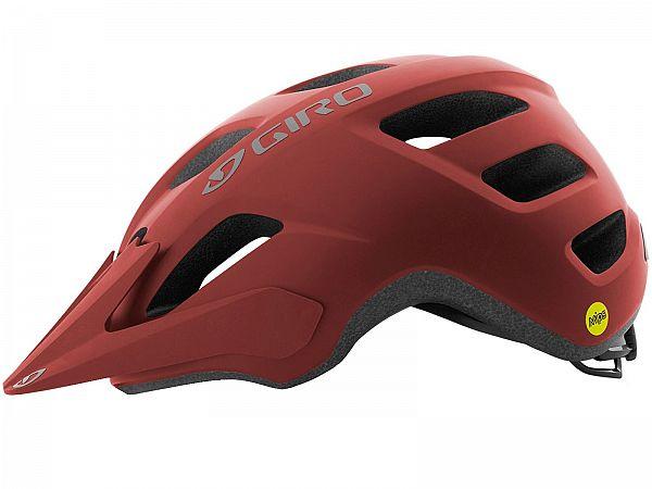 Giro Fixture MIPS Cykelhjelm, Matt Dark Red