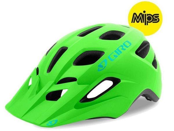 Giro Fixture MIPS Cykelhjelm, Matt Lime